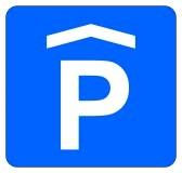 18625345-parcheggio-coperto-segno-isolato-su-bianco